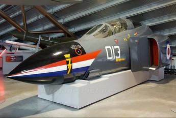 XV591 - Royal Air Force McDonnell Douglas F-4K Phantom FG.1