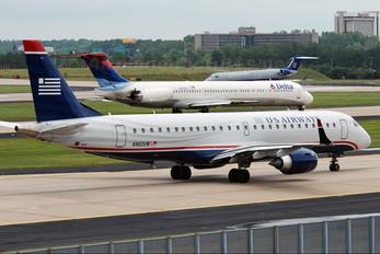 N962UW - US Airways Express Embraer ERJ-190 (190-100)
