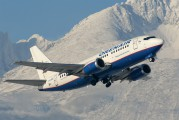 VP-BGR - Orenair Boeing 737-500 aircraft