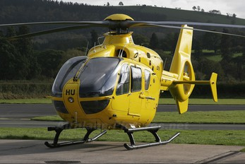 G-SPHU - Bond Air Services Eurocopter EC135 (all models)