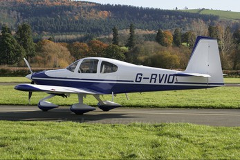 G-RVIO - Private Vans RV-10