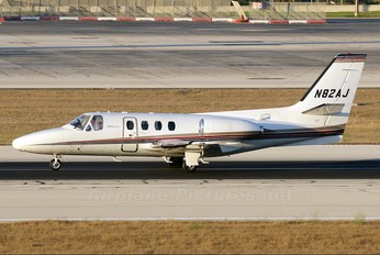 N82AJ - Private Cessna 501 Citation I / SP