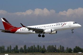 N982TA - TACA Embraer ERJ-190 (190-100)