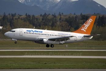 C-GNAU - Air North Boeing 737-200