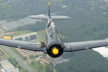 N13FY - Private North American Harvard/Texan (AT-6, 16, SNJ series)
