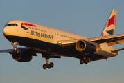 G-BNWU - British Airways Boeing 767-300 aircraft