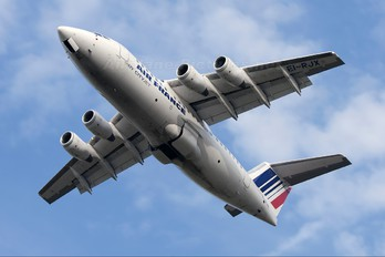 EI-RJX - Air France - Cityjet British Aerospace BAe 146-200/Avro RJ85