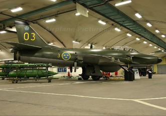 32512 - Sweden - Air Force SAAB J 32 Lansen