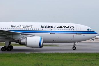 9K-AMC - Kuwait Airways Airbus A300