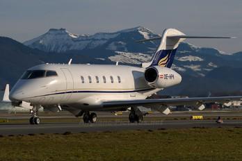 OE-HPK - Amira Air Bombardier BD-100 Challenger 300 series