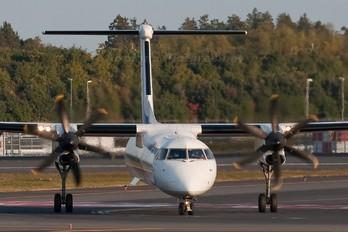 JA848A - ANA Wings de Havilland Canada DHC-8-400Q / Bombardier Q400