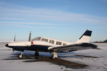 G-PEGI - ACS Aviation Piper PA-34 Seneca