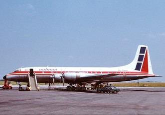 CU-T669 - Cubana Bristol 175 Britannia