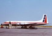 CU-T669 - Cubana Bristol 175 Britannia aircraft