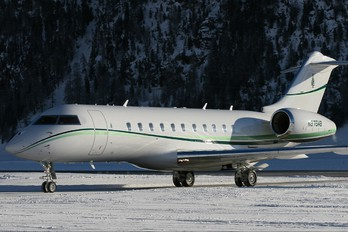 N375WB - Private Bombardier BD-700 Global 5000