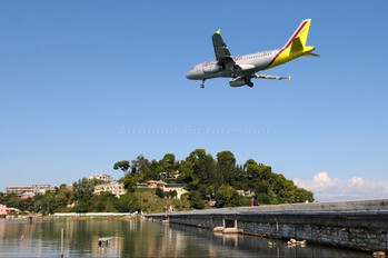 D-AGWA - Germanwings Airbus A319