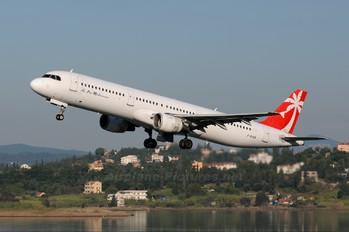 F-GYAQ - Air Mediterranee Airbus A321