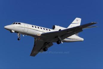 F-HAPN - Michelin Air Services Dassault Falcon 50EX