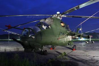 175 - Poland - Army Mil Mi-24D