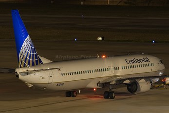 N75410 - Continental Airlines Boeing 737-900
