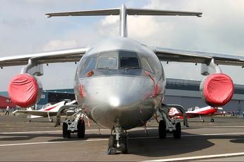G-OFOA - Private British Aerospace BAe 146-100/Avro RJ70