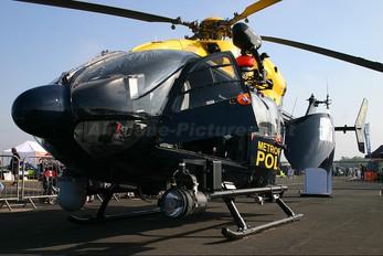 G-MPSC - Metropolitan Police Eurocopter EC145