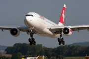 HB-IQQ - Swiss Airbus A330-200 aircraft