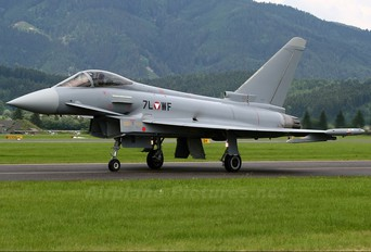 7L-WF - Austria - Air Force Eurofighter Typhoon S