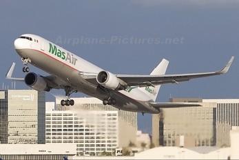 N314LA - MasAir Boeing 767-300F
