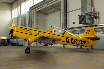 D-EKDF - Private Akaflieg München Mü-30 Schlacro