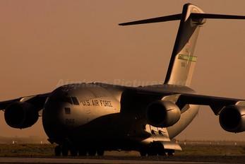 91-0166 - USA - Air Force Boeing C-17A Globemaster III