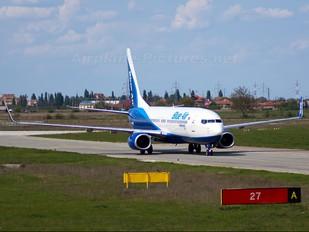 YR-BIB - Blue Air Boeing 737-800