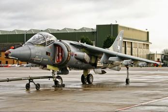 ZD466 - Royal Air Force British Aerospace Harrier GR.7