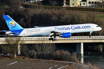 G-FCLB - Thomas Cook Boeing 757-200