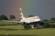 G-LGTE - British Airways Boeing 737-300 aircraft