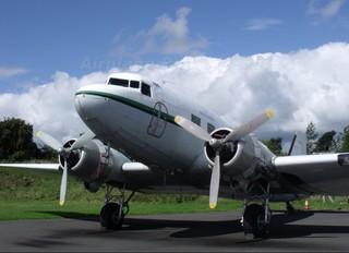 N347DK - Private Douglas DC-3