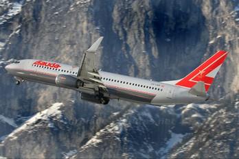 OE-LNR - Lauda Air Boeing 737-800