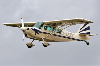 G-IZZZ - Private Bellanca 8KCAB Super Decathlon