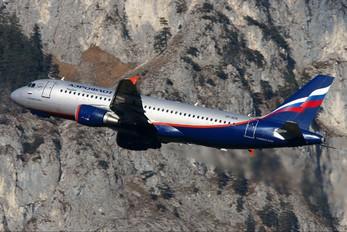 VP-BZR - Aeroflot Airbus A320