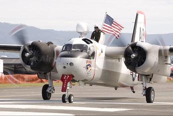 N8112A - Private Grumman US-2B Tracker