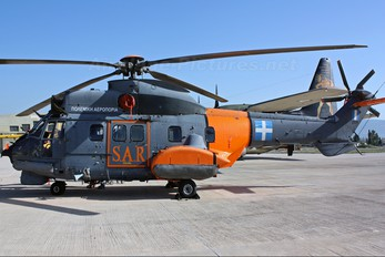 2509 - Greece - Hellenic Air Force Aerospatiale AS332 Super Puma L (and later models)