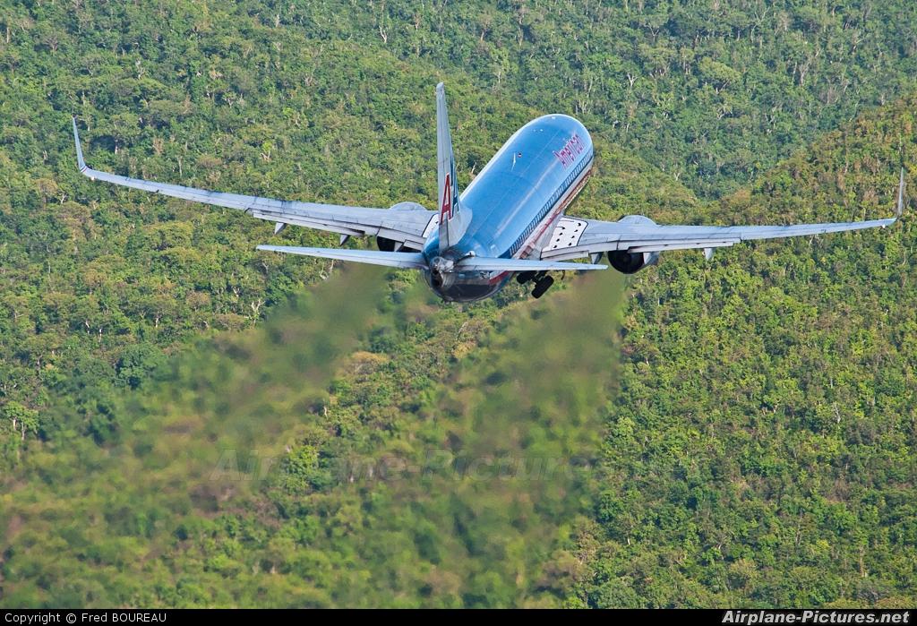 American Airlines N974AN aircraft at Sint Maarten - Princess Juliana Intl