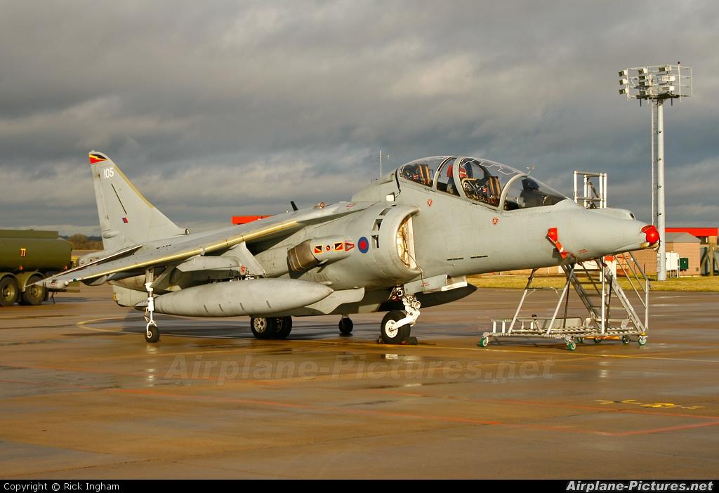 Royal Air Force ZH657 aircraft at Cottesmore