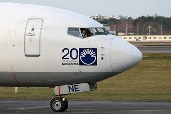 TC-SNE - SunExpress Boeing 737-800