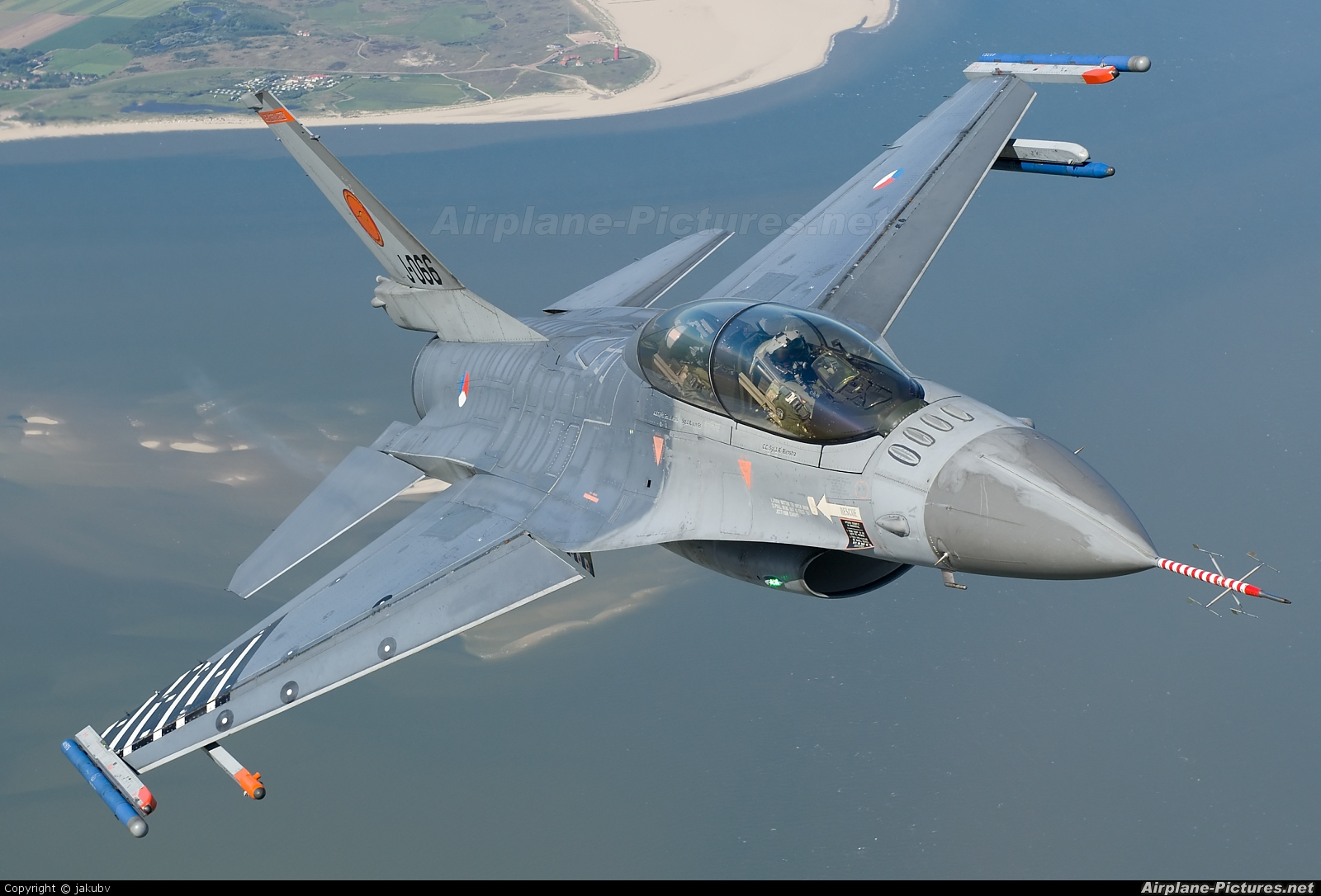 Netherlands - Air Force J-066 aircraft at In Flight - Netherlands