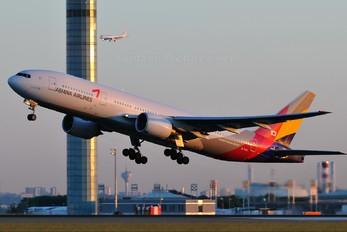 HL7500 - Asiana Airlines Boeing 777-200ER