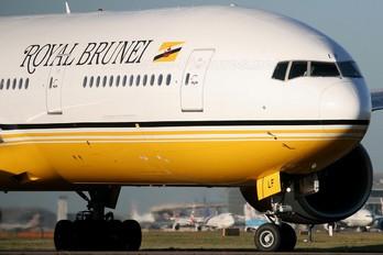 V8-BLF - Royal Brunei Airlines Boeing 777-200ER