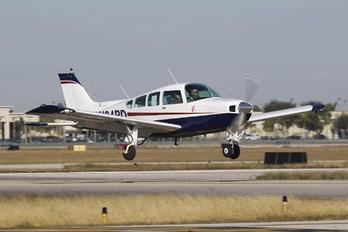 N24PD - Private Beechcraft 24 Sierra