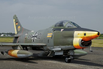 99+12 - Germany - Air Force Fiat G91