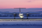 G-JECS - Flybe de Havilland Canada DHC-8-400Q Dash 8 aircraft